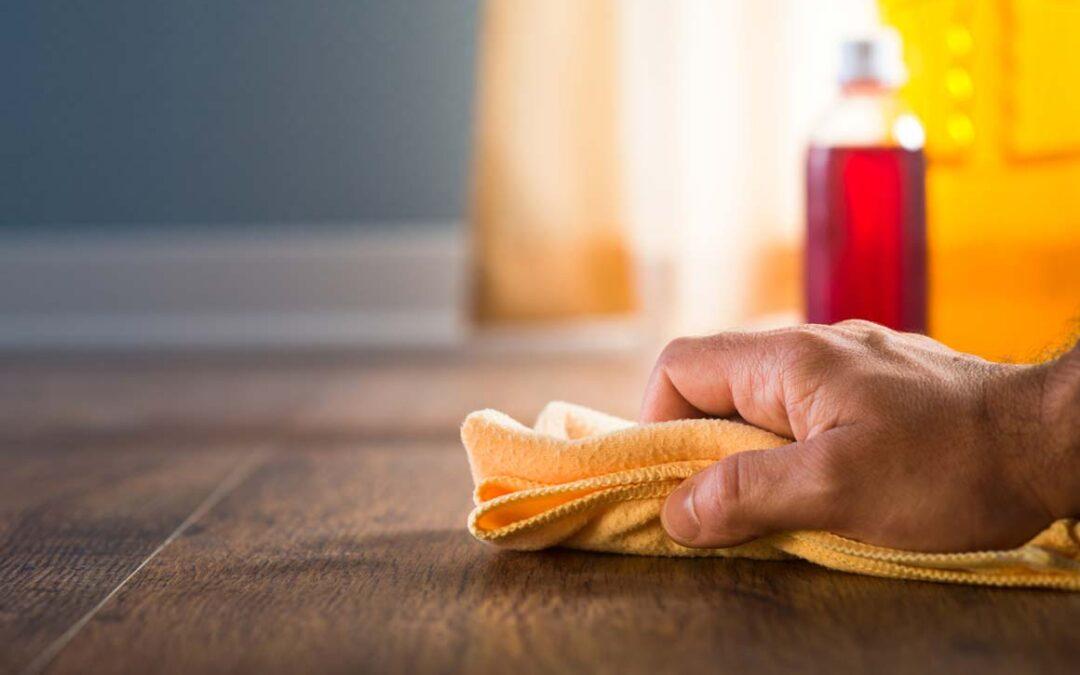 5 tips om je parket te onderhouden